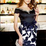 人気で売り切れていた藤井リナさん着用ドレスが再販しました。この機会にぜひ。