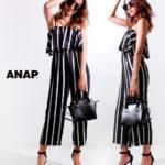 これを着ればモテる服。ANAPのオールインワン。